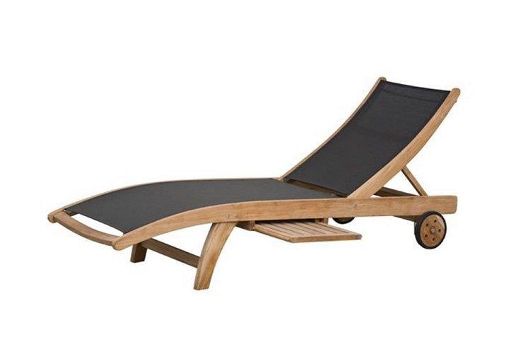 Ligstoel Voor Tuin : Teak ligbedden een mooie houten ligbed voor in de tuin