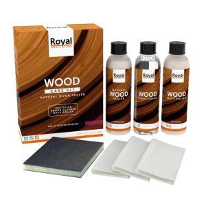 Teakhouten onderhoudsproduct Natural Woodsealer verbeterde kwaliteit