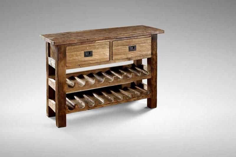 Mooie Teak Sidetable.Teakhouten Side Table Chardonnay Teak Nl