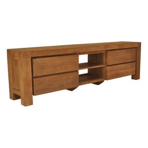 Teak tv meubel Bogor 214 cm