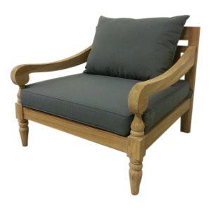 Teak Kawang XL lounge fauteuil
