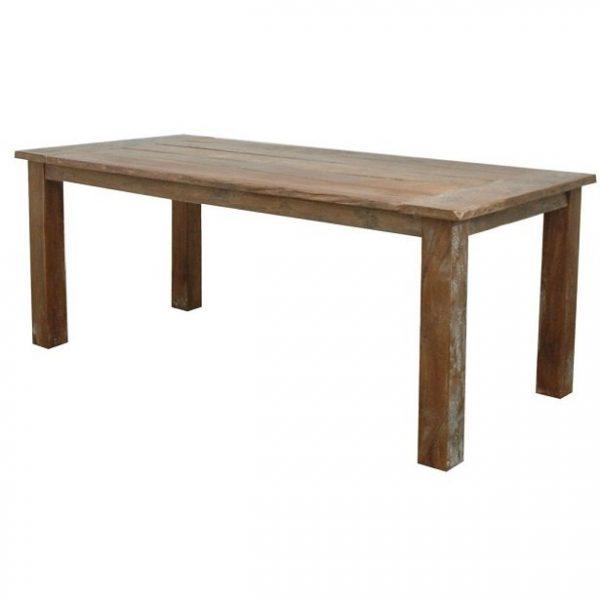 Teak tafel Dingklik 120 cm