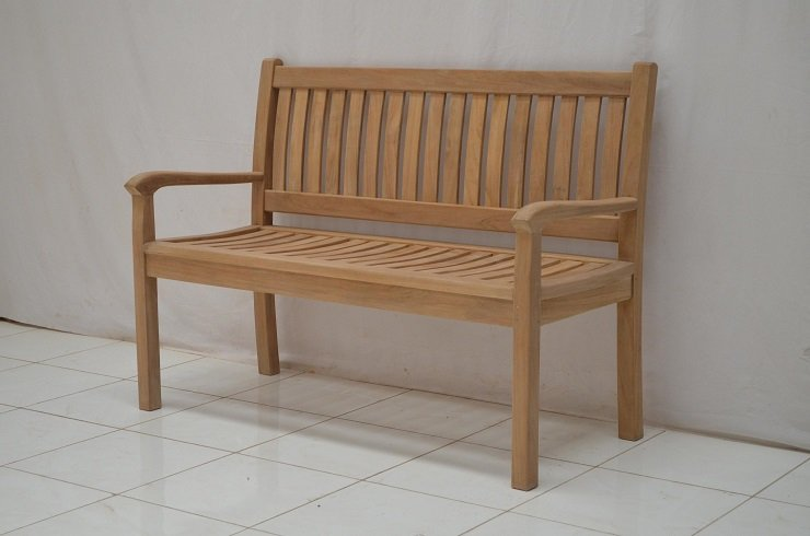 Teak tuinbank Cambridge 150 cm
