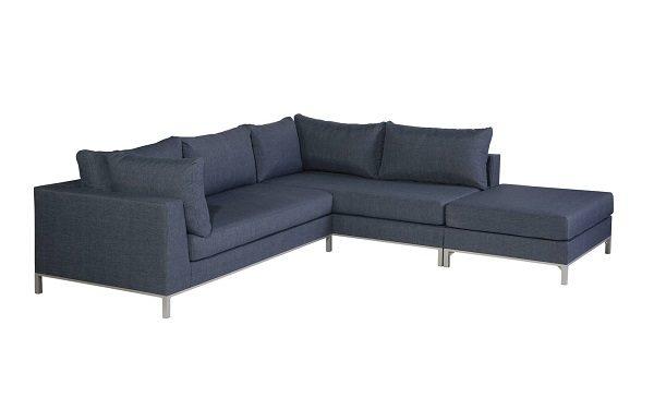 Exotan Sicilië loungeset rechts jeans blue