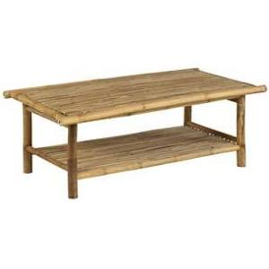 Exotan Bamboo coffee table