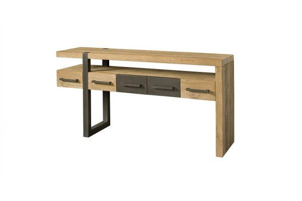 Teak side table Lucca