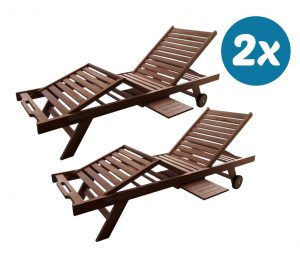 Teak.nl teakhout ligbed luxe 2x